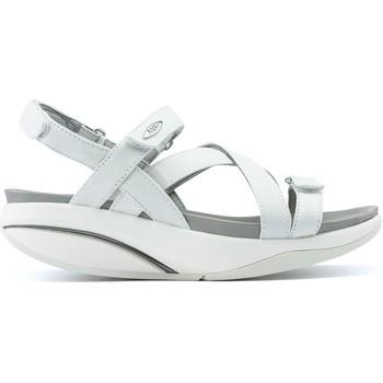 Schuhe Damen Sandalen / Sandaletten Mbt KIBURI W WHITE