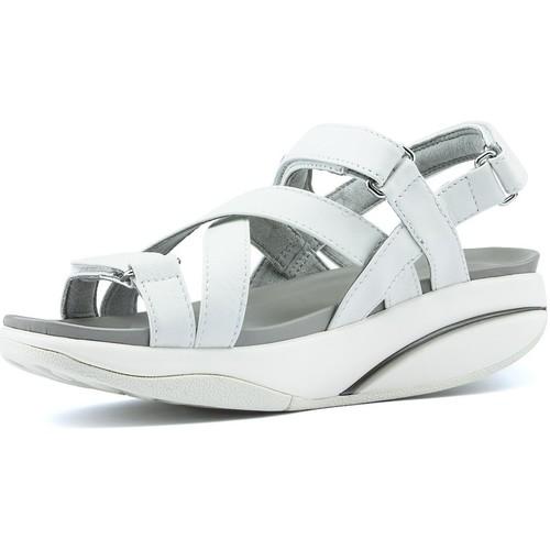 Mbt KIBURI W WHITE - Schuhe 193,35 Sandalen / Sandaletten Damen 193,35 Schuhe 96946a