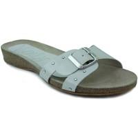 Schuhe Damen Pantoffel Vienty BIO CHAROL BEIGE