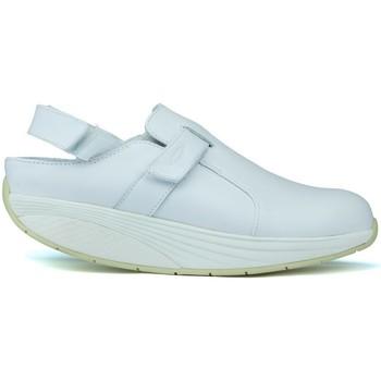 Schuhe Damen Pantoletten / Clogs Mbt FLUA WHITE