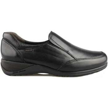 Schuhe Damen Slipper CallagHan EXTRA COMFORT SCHWARZ