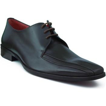 Schuhe Herren Richelieu Ranikin RANKIN WONDER TESTA BRAUN