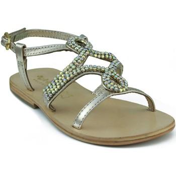 Schuhe Kinder Sandalen / Sandaletten Oca Loca OCA LOCA STRASS GOLDEN