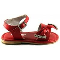 Schuhe Kinder Sandalen / Sandaletten Oca Loca OCA LOCA VALENCIA SANDAL ROT