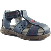 Schuhe Kinder Sandalen / Sandaletten Gorila BIARRTIZ KING BLAU