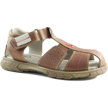Schuhe Kinder Sandalen / Sandaletten Gorila BIARRTIZ KING BRAUN
