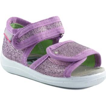 Schuhe Kinder Sandalen / Sandaletten Gorila PARTY SUNNY VIOLETT