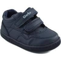Schuhe Kinder Sneaker Low Gorila Sport für Kinder MARINE