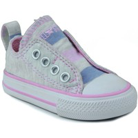 Schuhe Kinder Sneaker Low Converse AS SLIP OX PINK