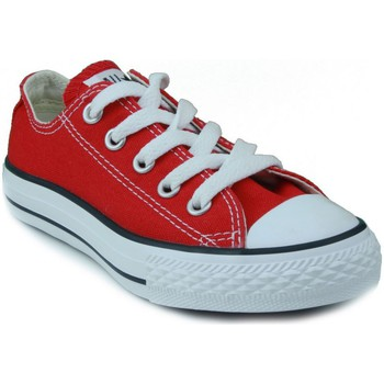 Schuhe Kinder Sneaker Low Converse AS CORE OX ROT