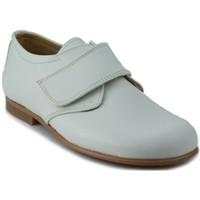 Schuhe Kinder Derby-Schuhe Rizitos RZTS BLUCHER NAPA POINT BEIGE