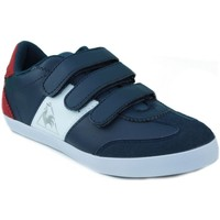 Schuhe Kinder Sneaker Low Le Coq Sportif MEXICO PS STRAP MARINE