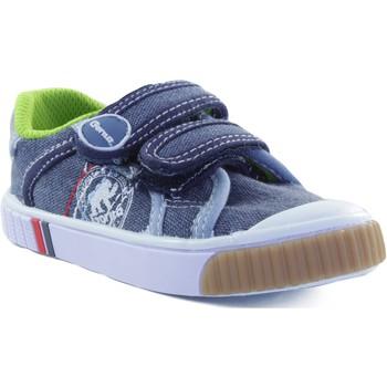 Schuhe Kinder Sneaker Low Gorila STONE MOSS BLAU