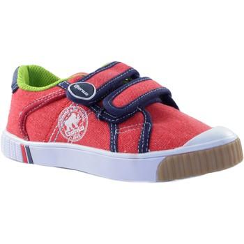 Schuhe Kinder Sneaker Low Gorila STONE MOSS ROT