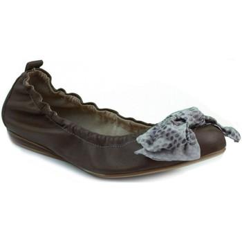 Schuhe Damen Ballerinas Vienty Rp Keil Ballerina BRAUN