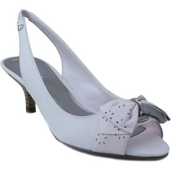 Schuhe Damen Sandalen / Sandaletten Guess Frau öffnete Schuh PINK