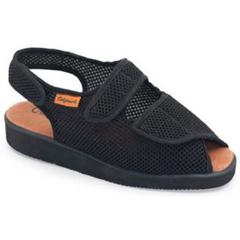 Schuhe Damen Sandalen / Sandaletten Calzamedi inländischen postoperative SCHWARZ