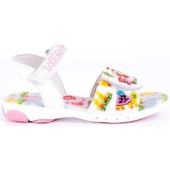 Schuhe Mädchen Sandalen / Sandaletten Lelli Kelly Lelli Kelly Elefant und Giraffe 2 WEIB