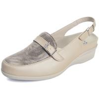 Schuhe Damen Sandalen / Sandaletten Dtorres D TORRES anatomischen Sandalen für Vorlagen geschlossen BEIGE