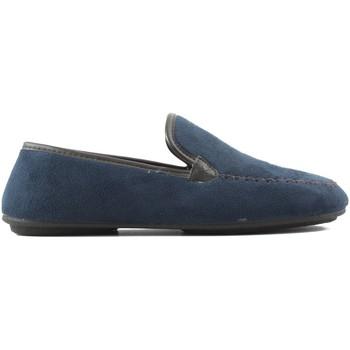 Schuhe Damen Slipper Cabrera inländischen Schuh komfortabel MARINE
