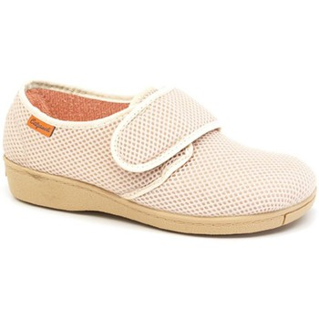 Schuhe Damen Hausschuhe Calzamedi komfortablen inländischen postoperative BEIGE