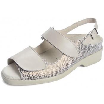 Schuhe Damen Sandalen / Sandaletten Dtorres ANIA BEIGE