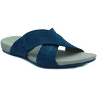 Schuhe Damen Pantoffel Lottusse TEX Delave  COBA MARINE