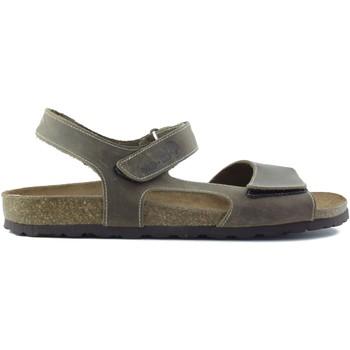 Schuhe Herren Sandalen / Sandaletten Interbios bin bequeme Sandale Menschen BRAUN