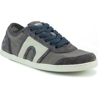 Schuhe Jungen Sneaker Low Camper AF BOSFORO BRAUN