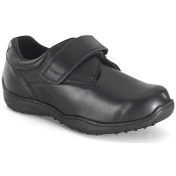 Schuhe Herren Derby-Schuhe Calzamedi diabetischen breite especil SCHWARZ