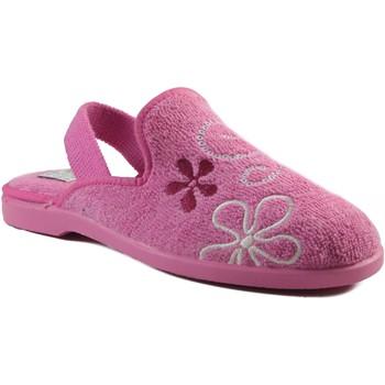 Schuhe Kinder Hausschuhe Vulladi Inlandsgummischuhe PINK