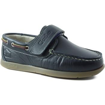 Schuhe Damen Bootsschuhe Gorila ELENA MOCASIN MARINE