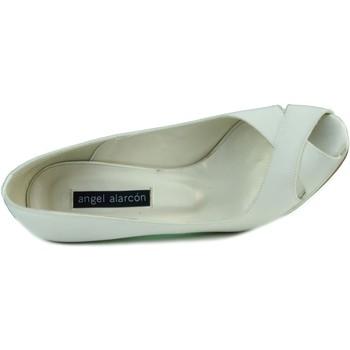 Schuhe Damen Pumps Angel Alarcon RASO OPORTO WEIB