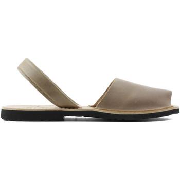 Schuhe Pantoffel Arantxa Menorca Haut LEDER
