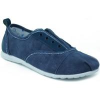 Schuhe Damen Sneaker Low Dude VICTORIA MARINE