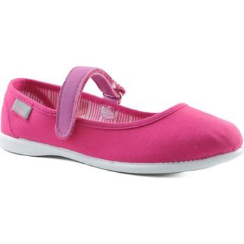 Schuhe Mädchen Ballerinas Gorila CANVAS PINK