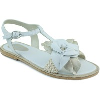 Schuhe Mädchen Sandalen / Sandaletten Oca Loca OCA LOCA Sandale zu Bast WEIB