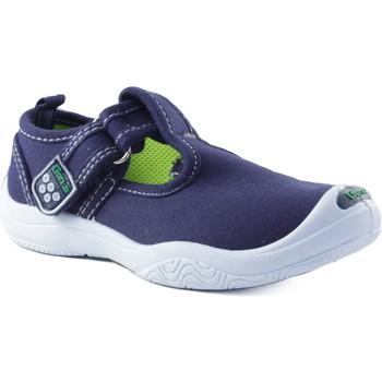 Schuhe Jungen Sportliche Sandalen Gorila CANVAS MARINE