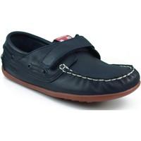 Schuhe Jungen Bootsschuhe Camper CAMPER KRYPTON DENIM WAY HONEY MARINE