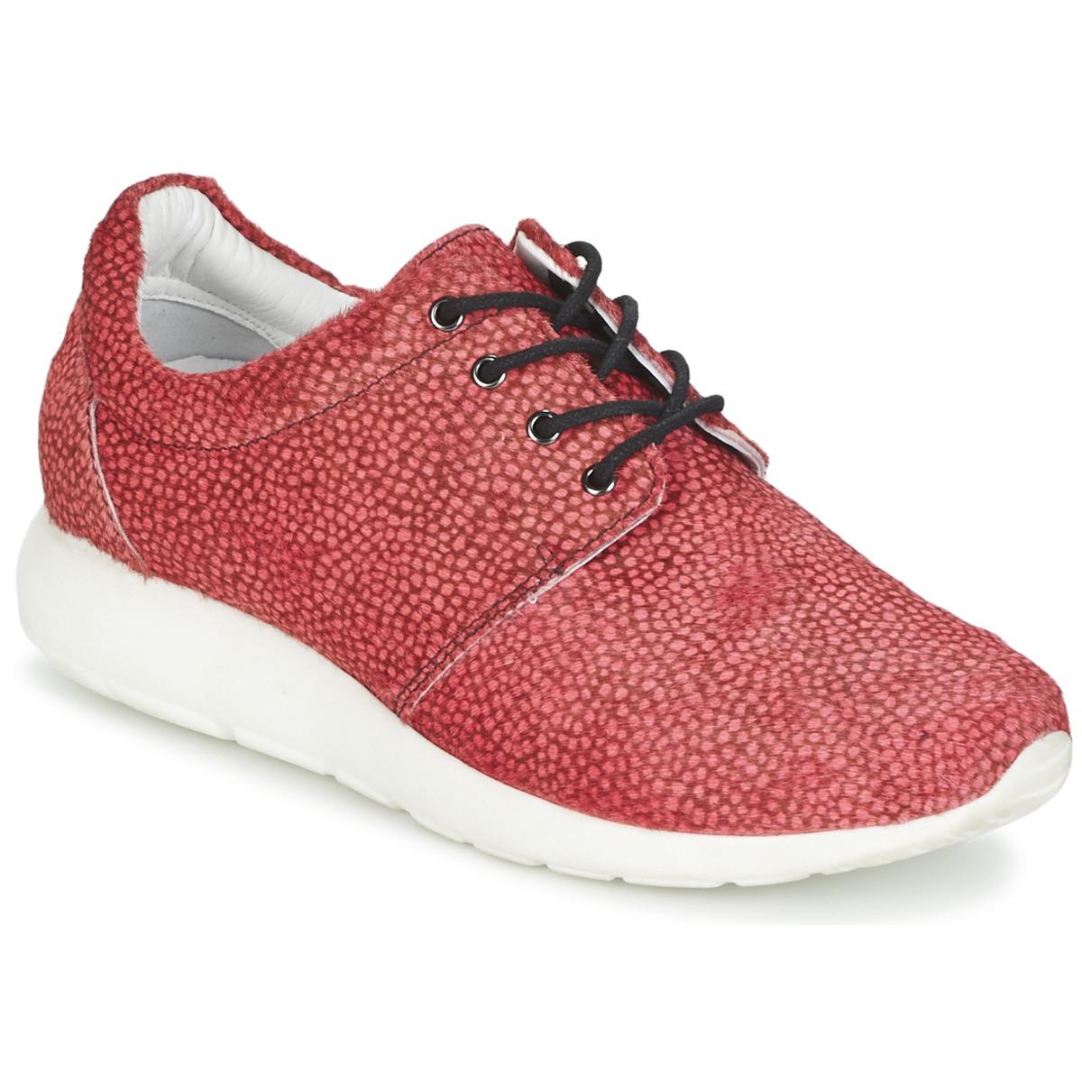 Maruti WING Rot - Kostenloser Versand bei Spartoode ! - Schuhe Sneaker Low Damen 55,00 €