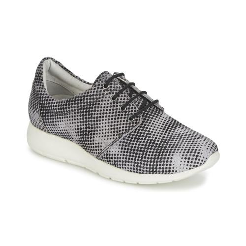 Maruti WING Braun  Schuhe Sneaker Low Damen