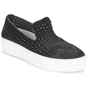 Schuhe Damen Slip on Maruti ABBY Schwarz