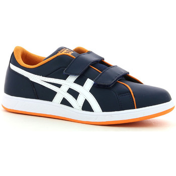 Schuhe Kinder Sneaker Low Onitsuka Tiger Larally PS Blau