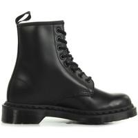 Schuhe Damen Boots Dr Martens 1460 Mono Schwarz