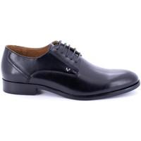 Schuhe Herren Richelieu Martinelli 373-0408 Schwarz