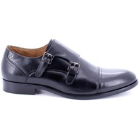 Schuhe Herren Richelieu Martinelli 373-0395PYX Schwarz