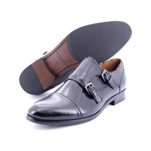 Martinelli 373-0395PYX Schwarz - Schuhe Richelieu Herren 94