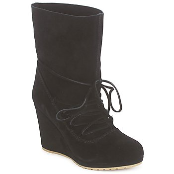 Schuhe Damen Low Boots Chinese Laundry PENNY CROSSING Schwarz