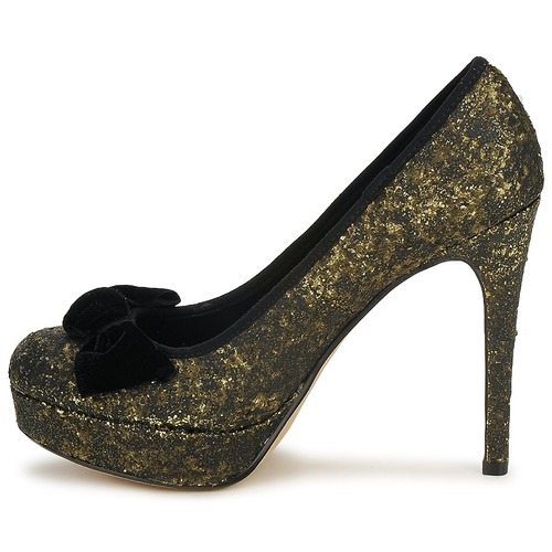 Chinese Laundry WORK IT  OUT Gold / Glitterfarbe  IT Schuhe Pumps Damen 58,39 a03c31