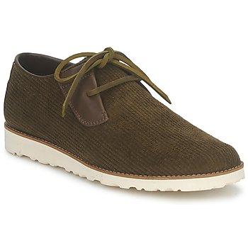 Schuhe Herren Derby-Schuhe Nicholas Deakins Macy Micro Silber